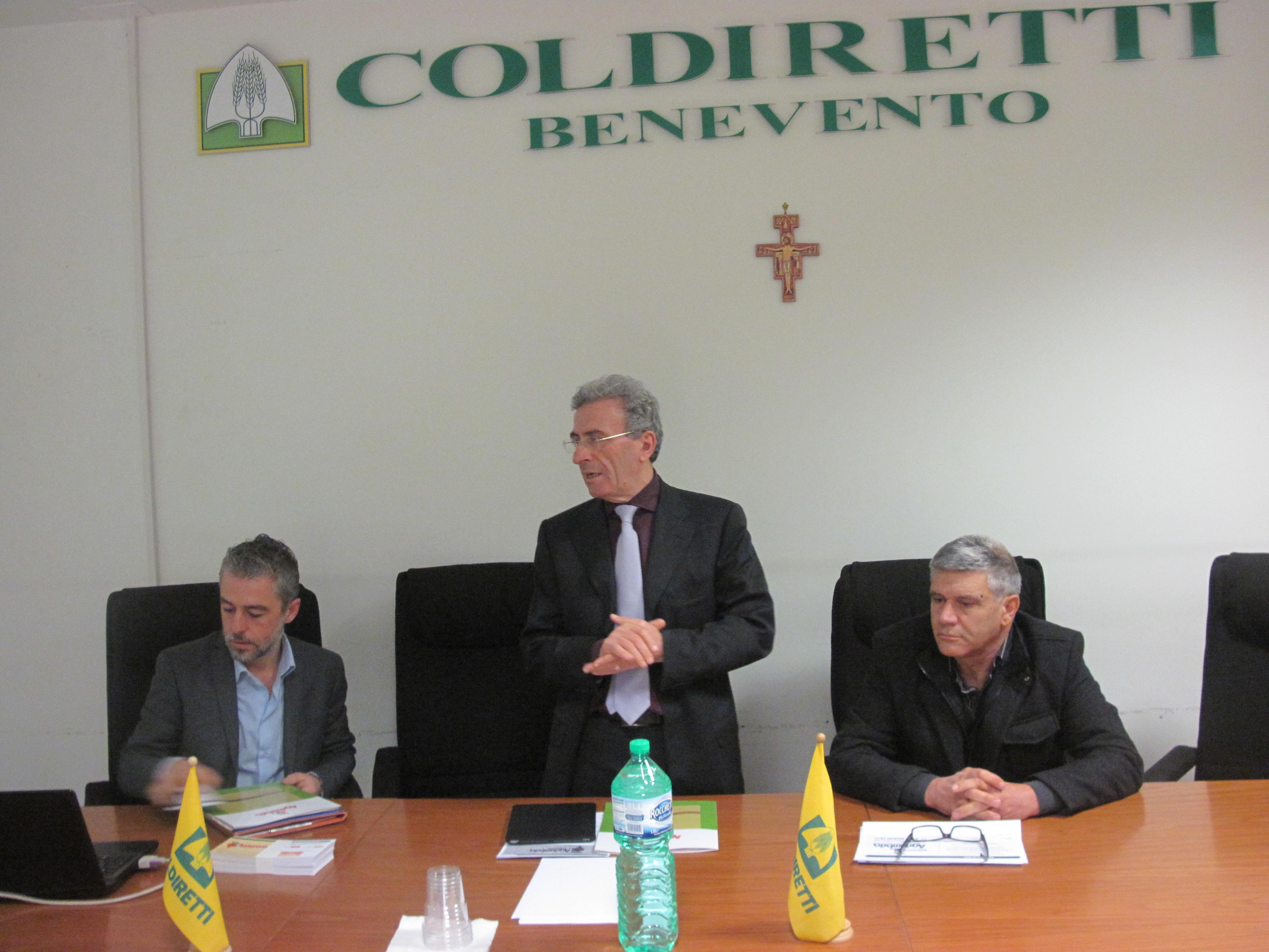 Presentata, presso la sede di Coldiretti, la fiera 'Agriumbria' in programma a marzo