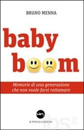 In libreria 'Baby boom', racconto emozionale scritto dal sannita Bruno Menna