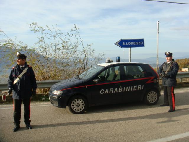 Guardia Sanframondi, denunciato un croato per possesso ingiustificato di arnesi da scasso