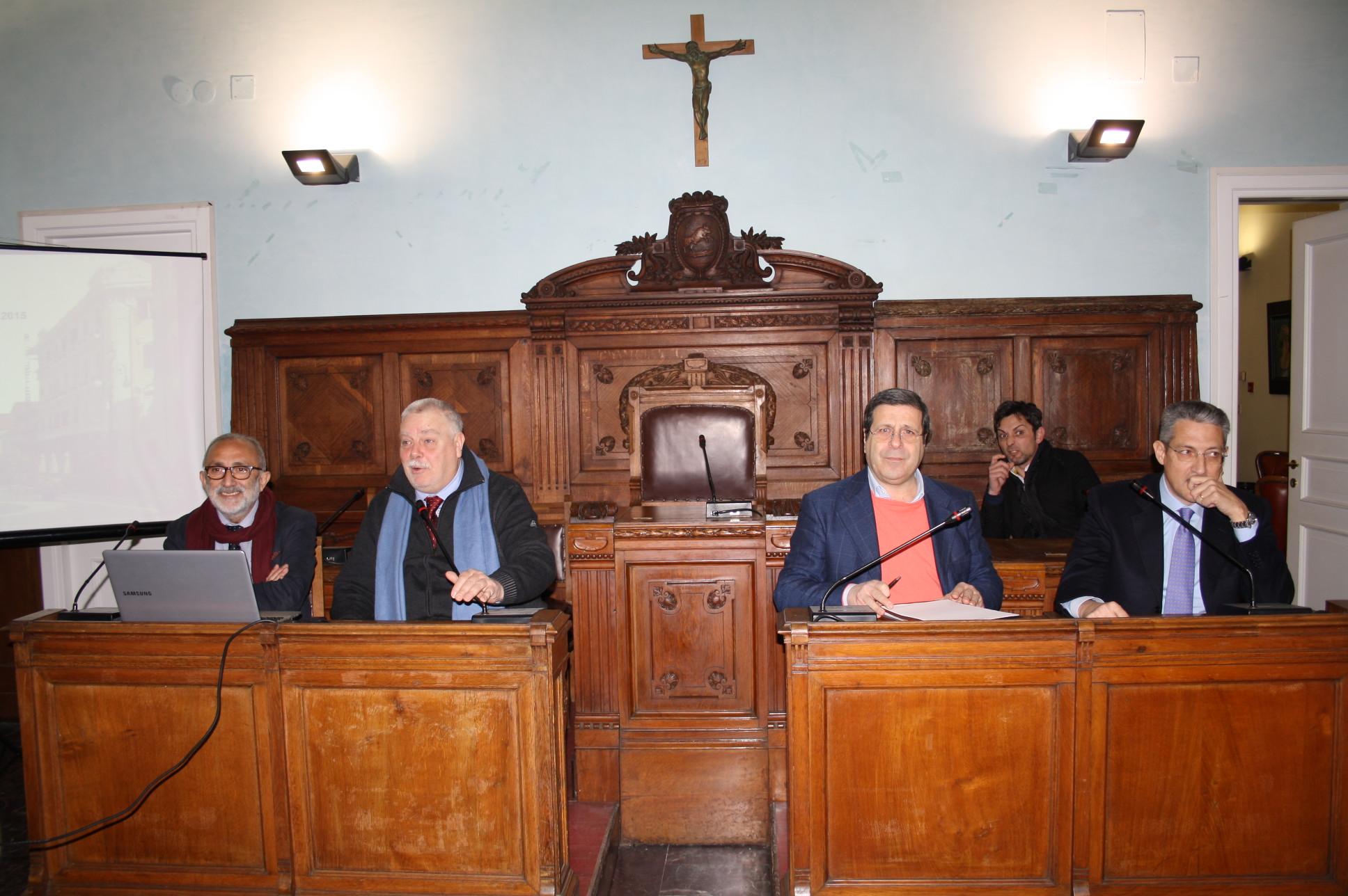 Presentato il programma delle mostre di 'Arcos', si parte con Tonino Lombardi