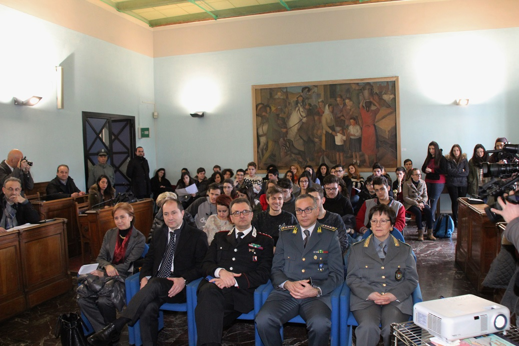 'Giorno del Ricordo': esaltati i valori civili e politici e il rispetto della dignità umana