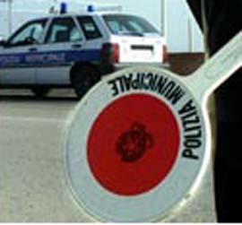 Benevento, chiusura al traffico di via Rampa Annunziata