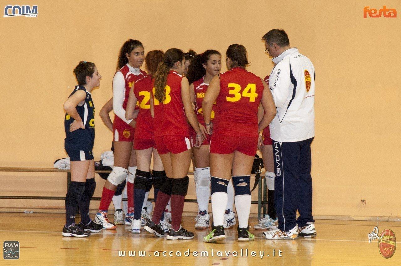 Pallavolo femminile, delicato impegno casalingo per la VSM Costantinopoli contro il Volley Volla