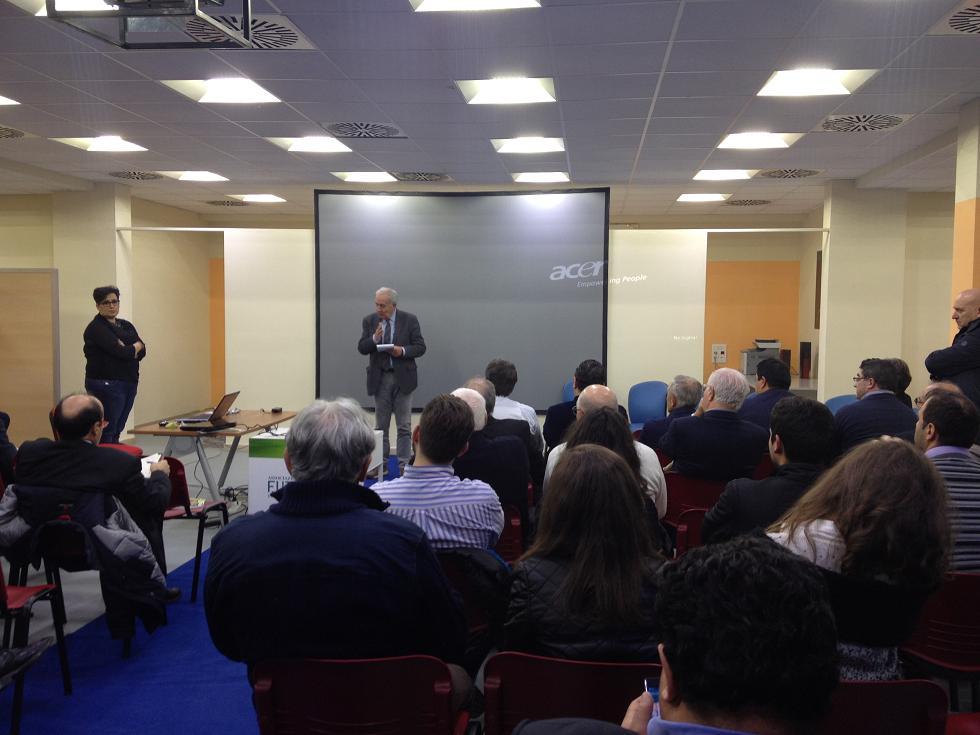 Si è svolto ieri il convegno su 'Degrado e riqualificazione dei sistemi agro-paesaggistici-il ruolo dell'Agronomo'