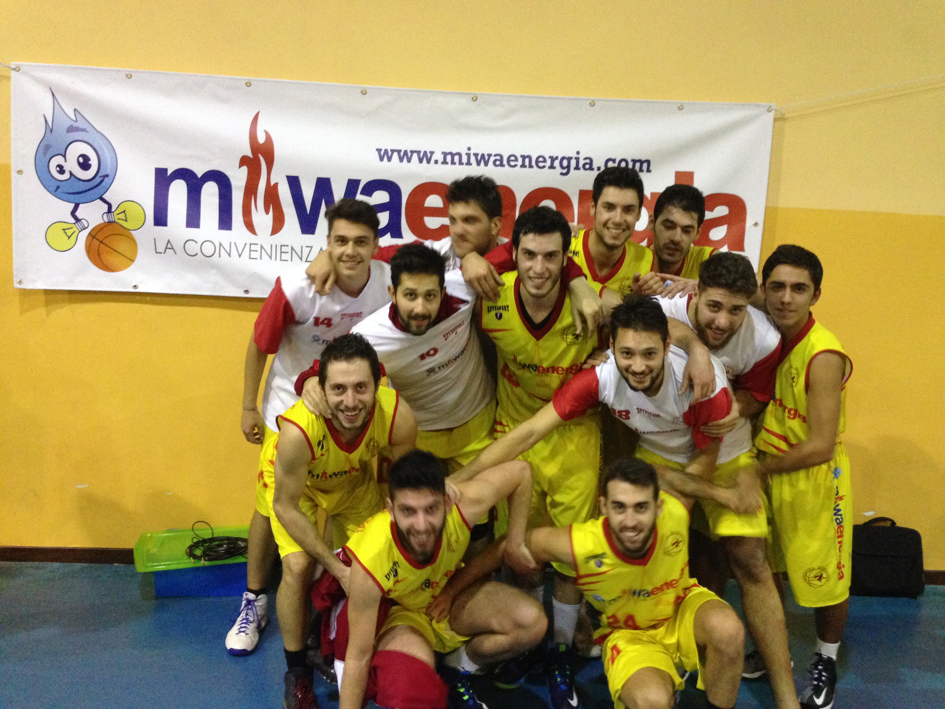 Miwa Energia Benevento oggi in casa contro la capolista Delta Salerno