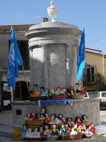Appuntamento domenica a Circello con le Pigotte dell'Unicef