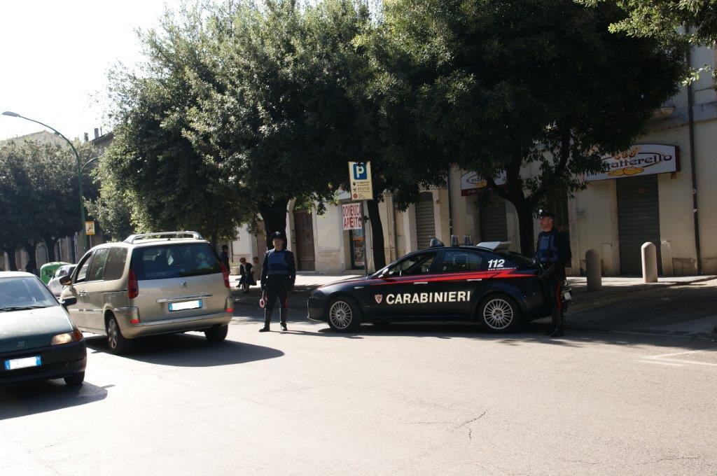 Denunciata dai Carabinieri una donna rumena per furto aggravato