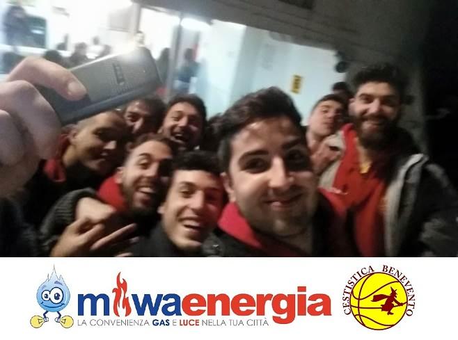 Miwa Energia Benevento, beffata ad Ischia ma comunque promossa