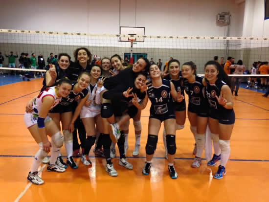 Volley S.M. di Costantinopoli vince e si avvicina alla serie C