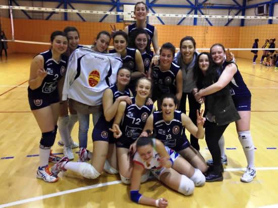 La Volley S.M.Costantinopoli batte la Wessica Avellino e si avvicina alla Serie C