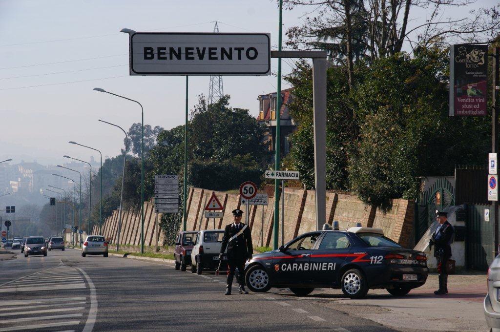 Benevento, Carabinieri in azione nel Sannio per prevenire e contrastare l'illegalità diffusa
