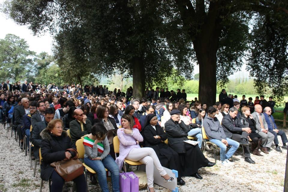 Si è svolta sabato ad Amorosi la sesta edizione del premio 'Carmen Romano'