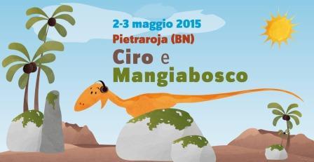 Ciro e Mangiabosco, il pic nic nella storia a Pietraroja