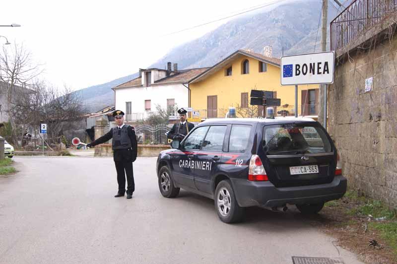 Bonea, uomini dal volto coperto rapinano l'Ufficio Postale