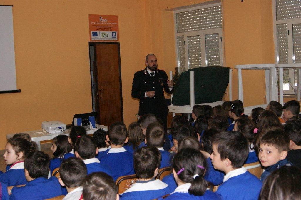 Settimana all'insegna della cultura della legalità in alcune scuole sannite