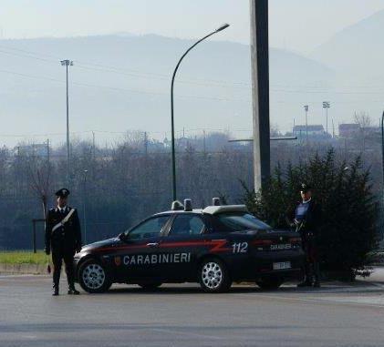 Benevento, arrestato 34enne per violazione di sorveglianza speciale e guida senza patente