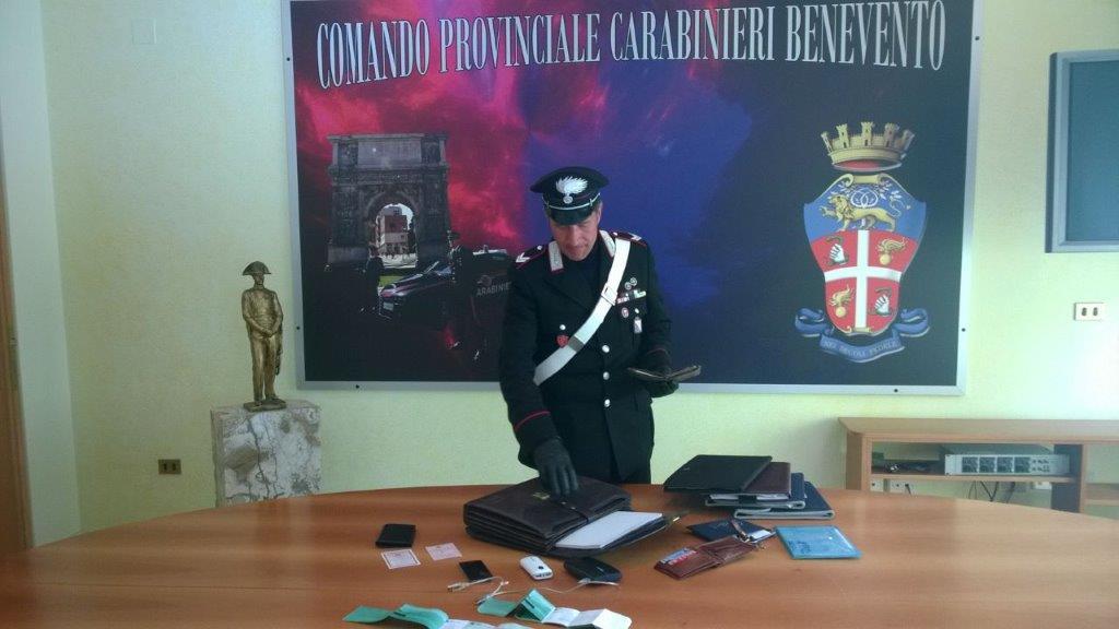 Benevento, arrestati due topi d'auto