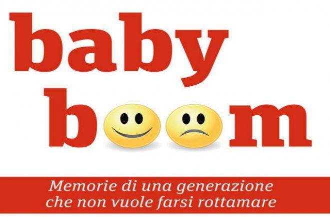 Oggi presentazione del libro di Bruno Menna 'Baby boom'