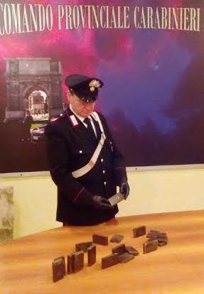 Benevento, maxi sequestro di droga nel rione San Vito