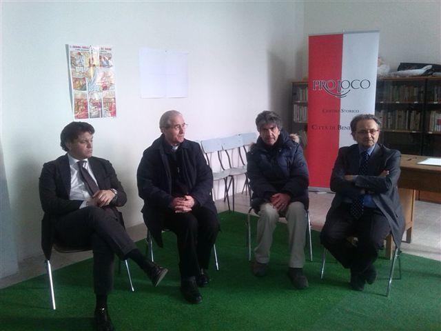 Pro Loco 'Centro Storico', incontro per la programmazione della promozione turistica di Benevento