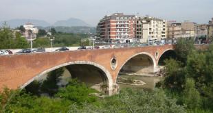 Benevento, cambia il piano traffico per i lavori di riqualificazione del Ponte Vanvitelli sul fiume Calore