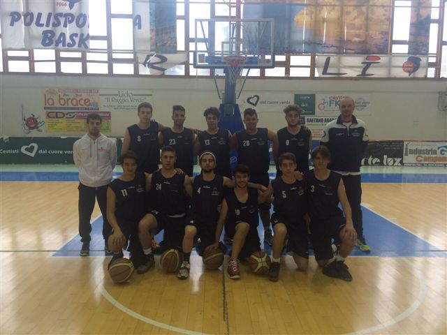 Basket Campionato under 17, la Magic Team accede alle semifinali regionali