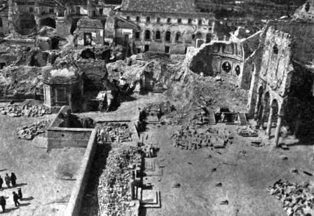 Simon Pocock, al Centro Studi del Sannio, rievoca i bombardamenti del 1943