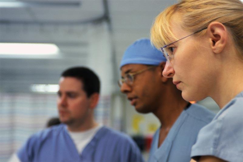 Seminario informativo sulle oportunità di lavoro nelle strutture ospedaliere nel Regno Unito