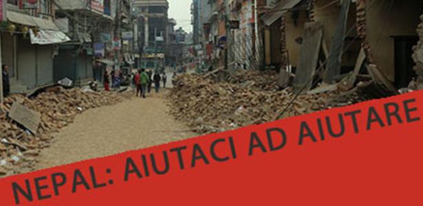 Terremoto in Nepal, domenica 17 maggio colletta nazionale