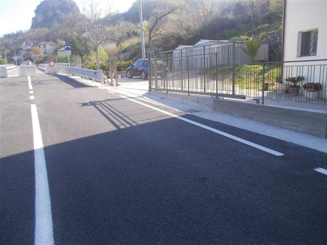 S'inaugura martedì 12 maggio il nuovo viadotto sulla 'SP Vitulanese'