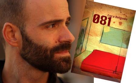 L'autore Delgado a Benevento per la presentazione-evento del romanzo '081'