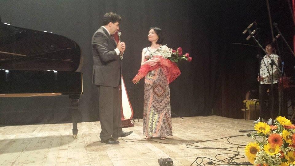 Concorso Musicale 'Città di Airola', il Premio Moscato alle pianiste russe Tonchuk e Frolova