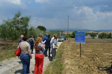 Stevia punto fondamentale di una nuova ruralità, a questo punta il progetto 'IAAS'