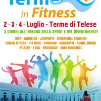 A Telese, dal 2 luglio, la prima edizione di 'Terme in Fitness'