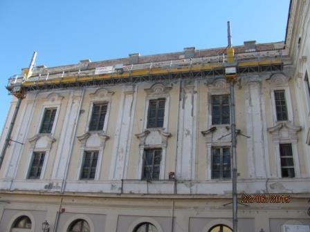 Benevento, proseguono i lavori per la riapertura del teatro di Palazzo De Simone