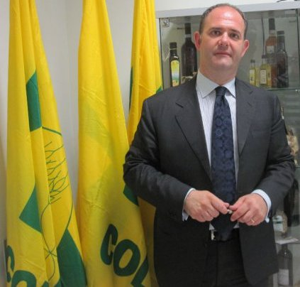 Francesco Sossi è il nuovo direttore di Coldiretti Benevento
