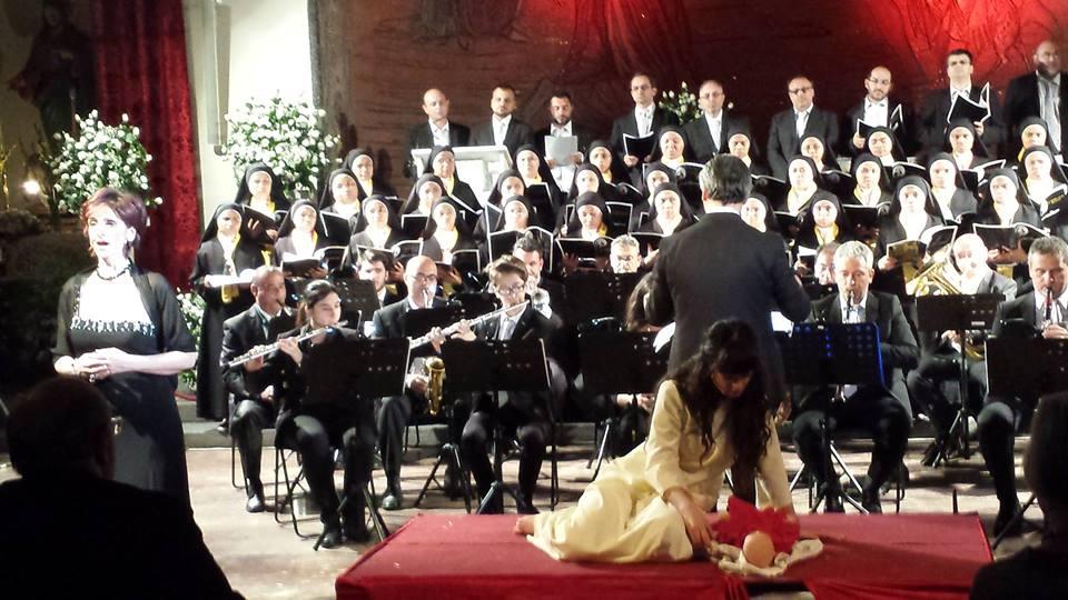'La Madre Santa di Casoria', domani ultima tappa a Mugnano con la Wind Orchestra Samnium