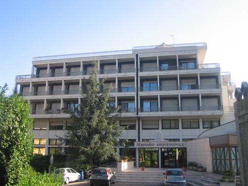Fondazione 'Elio De Martini', le scuole si trasferiscono al Seminario Arcivescovile