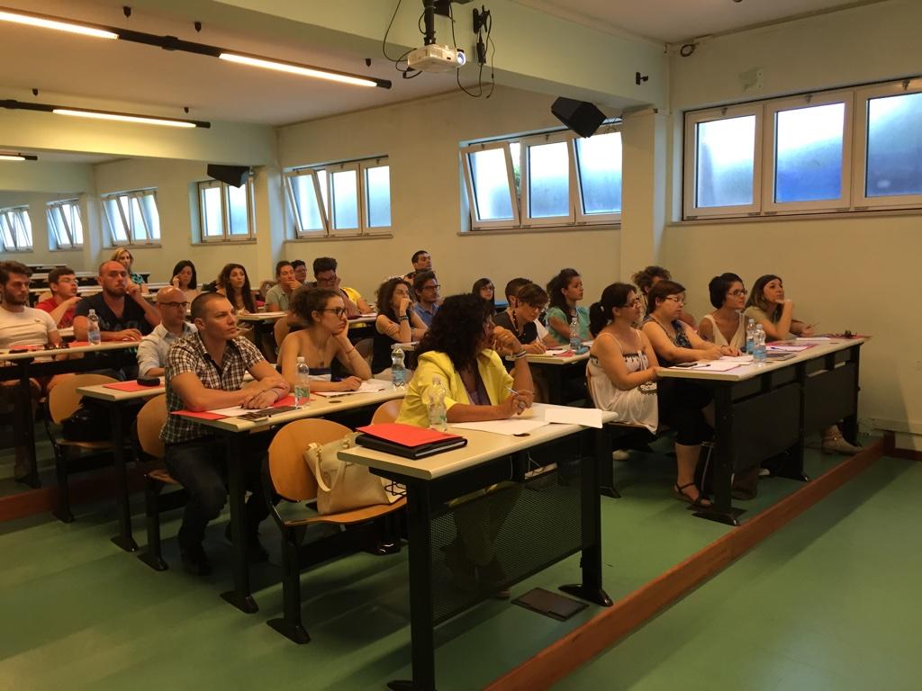 E' iniziato ieri, all'Unifortunato, il corso di introduzione al Project Management