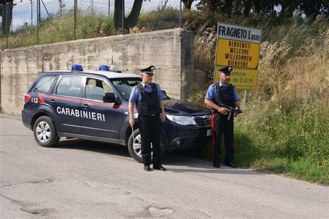 Fermate dai Carabinieri tre donne che arrecavano molestie ai gestori di attività commerciali