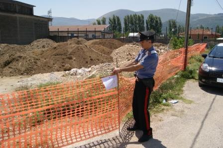 Airola, sette denunce a seguito di controlli in materia di edilizia ambientale