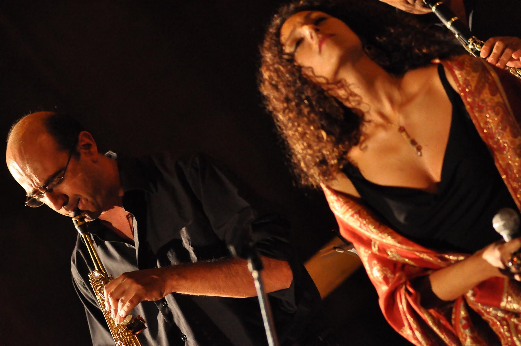 Sùn Ná Summer Tour, Max Fuschetto in concerto a Castelpoto