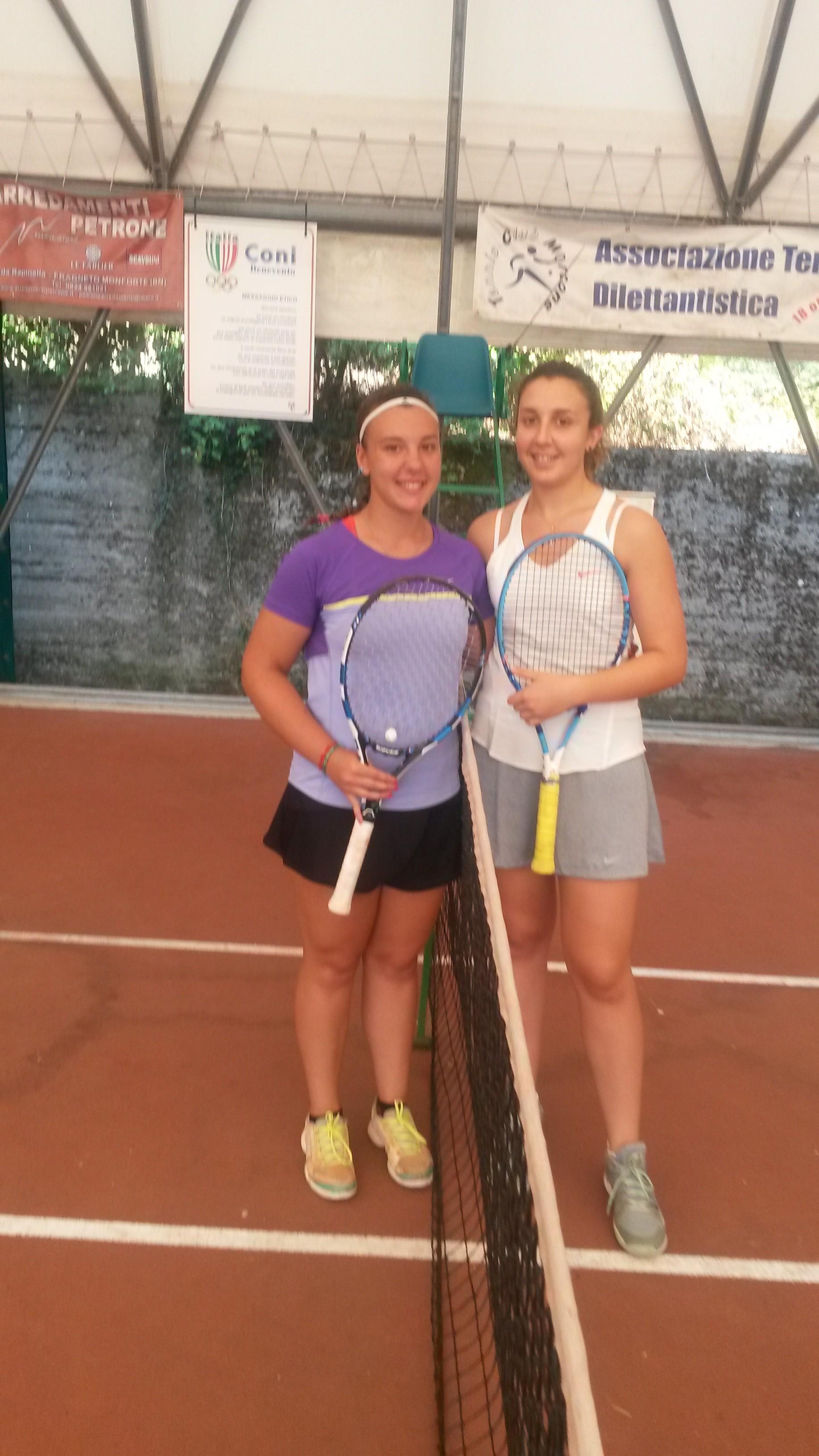 Si avvia alle fasi finali il torneo di tennis 'Memorial Aurora Marino'
