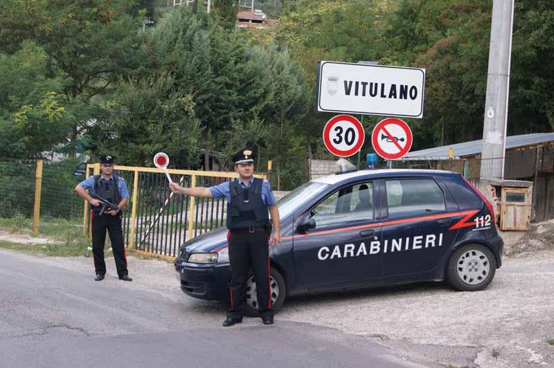 Vitulano, denunciati ai Carabinieri due furti in abitazioni eseguiti durante la notte