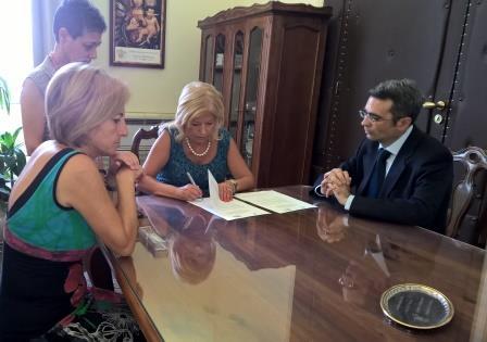 Siglato protocollo d'intesa per prevenire la criminalità nelle rivendite di generi di monopolio della provincia di Benevento