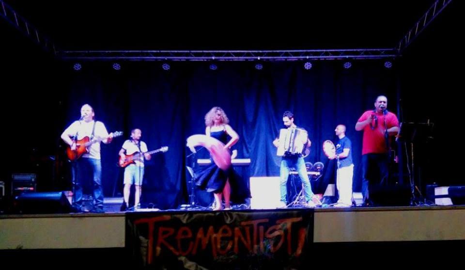 I Trementisti in concerto a Torrecuso per il ventennale della Misericordia