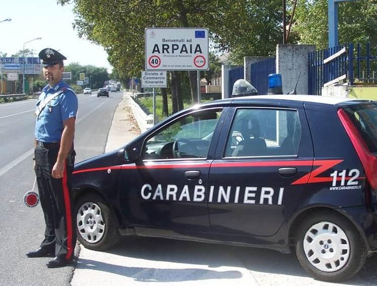 Teneva sotto minaccia il nipote prestanome della sua ditta, arrestato imprenditore di Arpaia