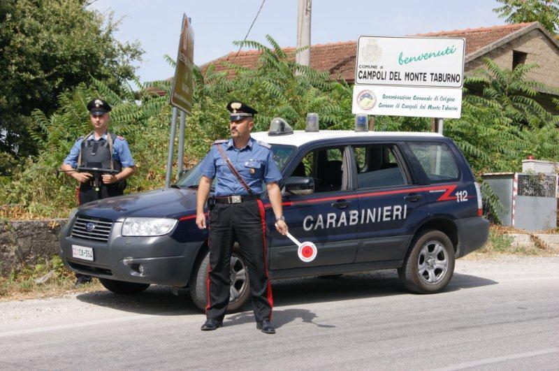 Campoli, furto di 17mila euro al bancomat del locale Istituto di Credito