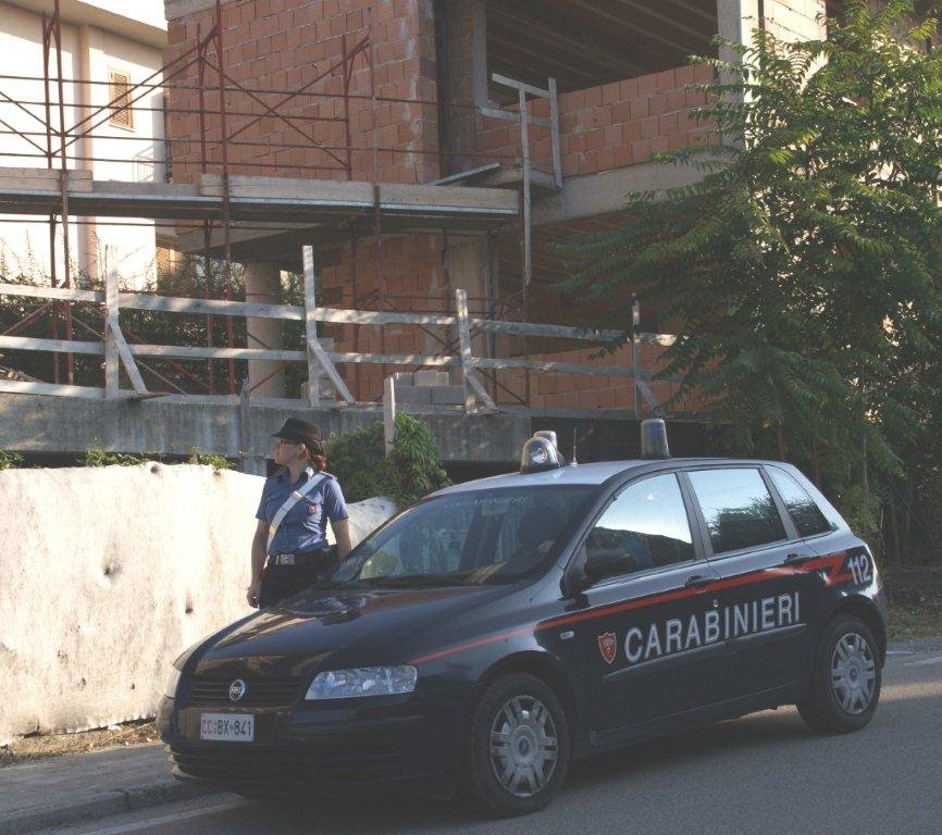 Controlli dei Carabinieri in varie aziende sannite per contrastare il lavoro in nero