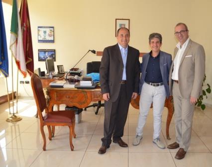 Il Procuratore Conzo in visita alla Questura di Benevento